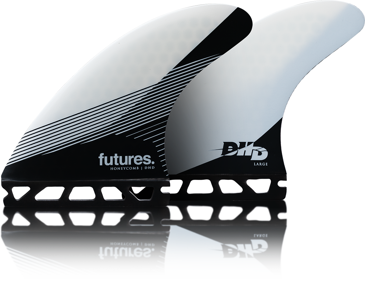 DHD Futures Honeycomb Fin