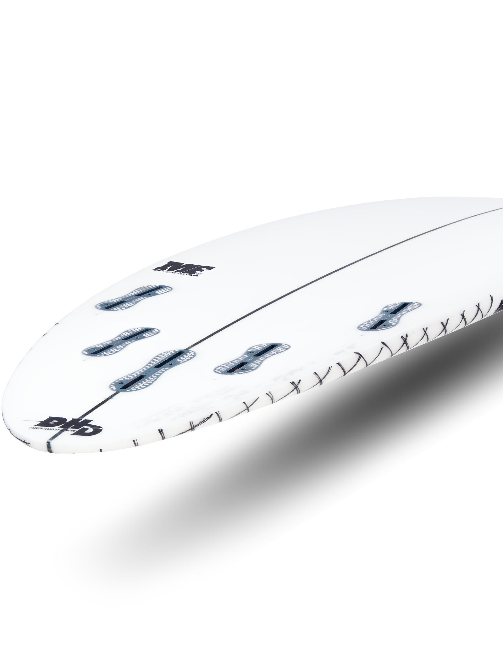 MF Ducksnuts Round Tail Surfboard